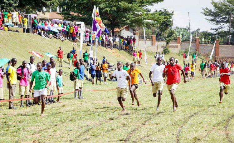 Mengo Senior School activities