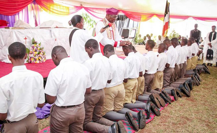 Mengo senior school faith