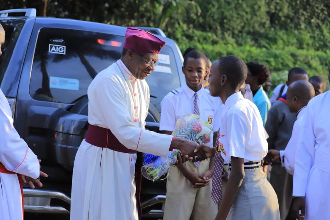 Mengo senior School, mengo senior school chaplaincy