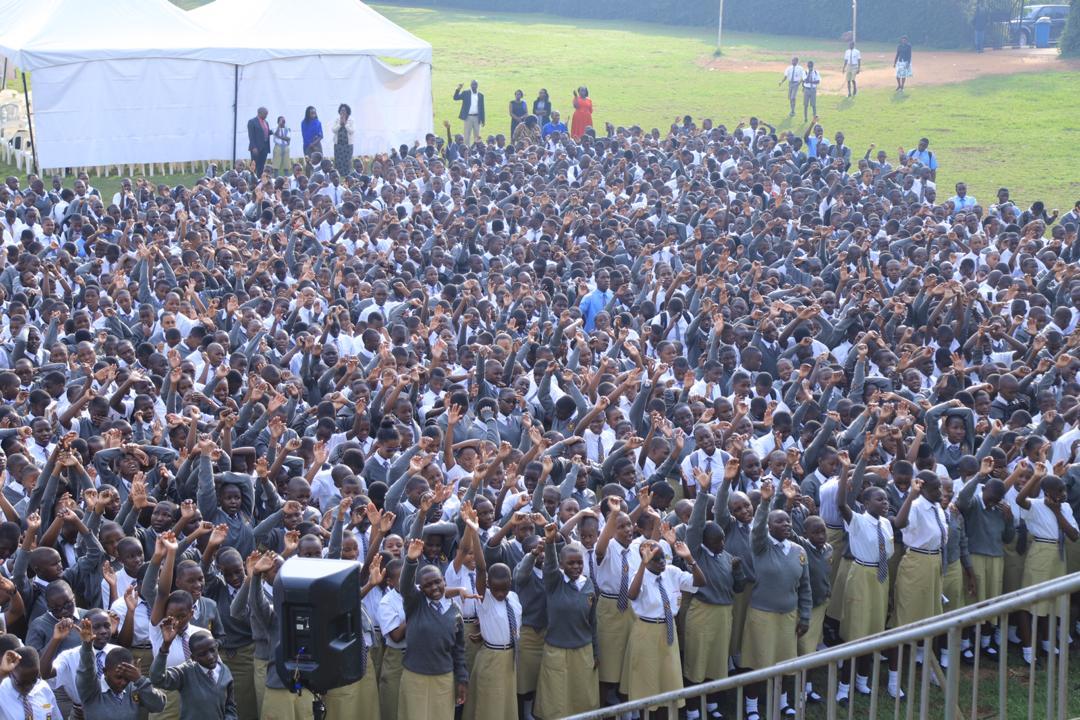Mengo senior School, lower school
