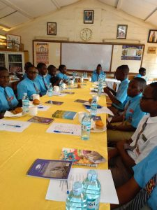 Mengo senior School, Mengo senior school prefects