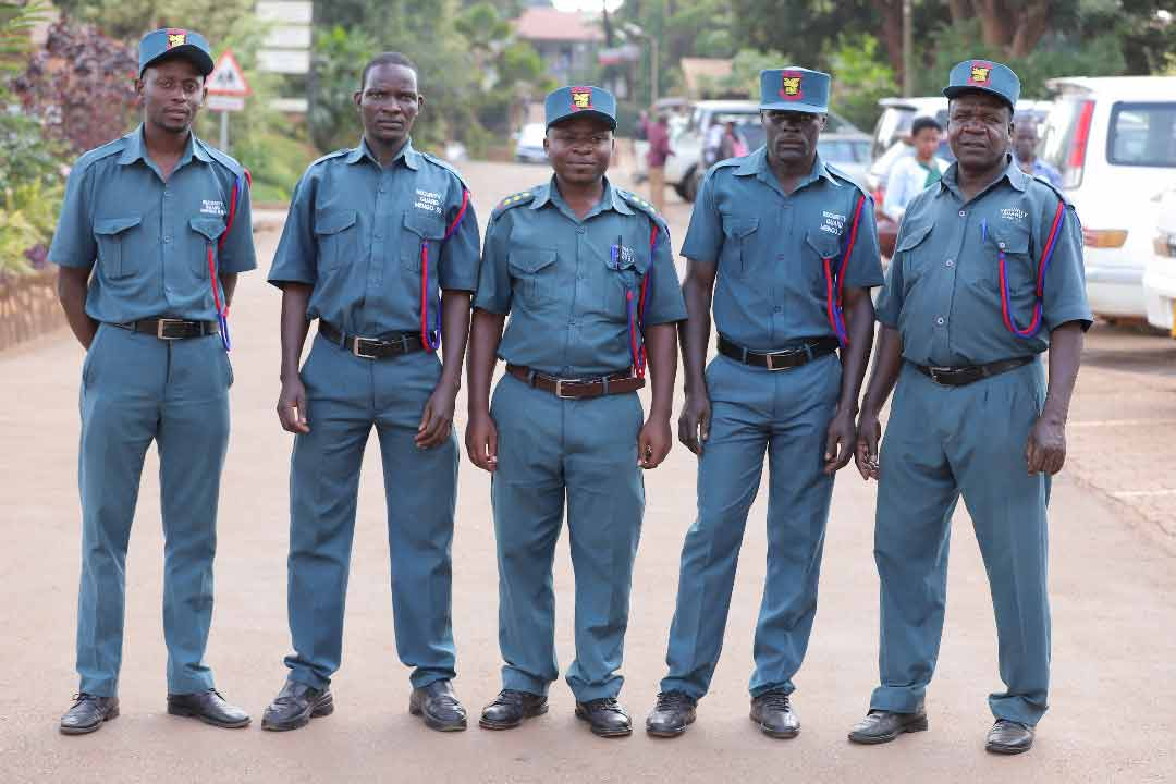 Mengo senior School, Mengo senior School security